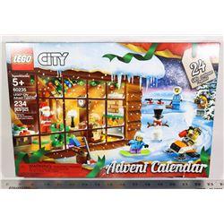 NEW LEGO CITY XMAS ADVENT