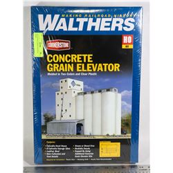 SEALED WALTHERS CONCRETE GRAIN