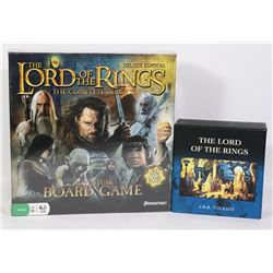 LORD OF THE RINGS 1999 AUDIO