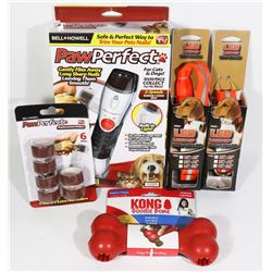NEW DOG ITEMS PAWFECT BELL &