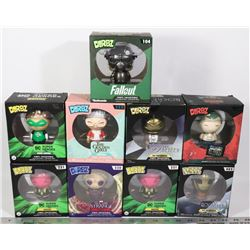 """LOT OF 9 """"BORBZ"""" COLLECTION (2)"""