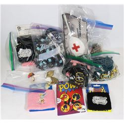 LOT OF ASSORTED ACCESSORIES