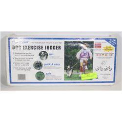 NEW DOG EXERCISER JOGGER