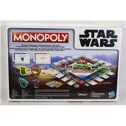 STAR WARS MONOPOLY YODA THE CHILD