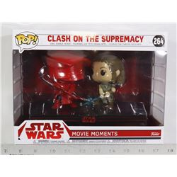 STAR WARS POP VINYL REI AND GUARD
