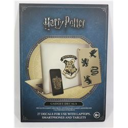 NEW 27PC HARRY POTTER GADGET DECAL SET