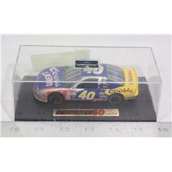 NASCAR STERLING MARLIN 1:43 #40 DIE CAST MODEL
