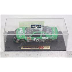 NASCAR JEFF GREEN 1:43 #46 DIE CAST MODEL