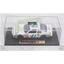 NASCAR STEVE GRISSON 1:43 #41 DIE CAST MODEL
