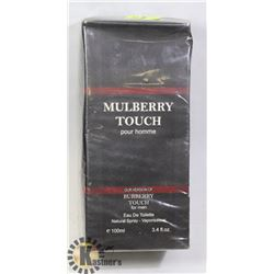MULBERRY TOUCH POUR HOMME 100ML