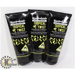 BUNDLE OF 3 PROFESSIONAL TROPICAL TWIST