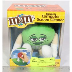M & M'S COMP SCREEN CLEANER IN BOX GREEN