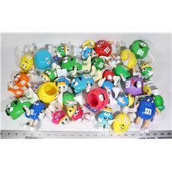 M & M'S 30 X EASTER TINS AND MORE
