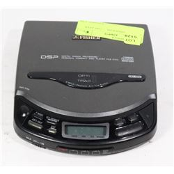 VINTAGE FISHER DSP CD PLAYER