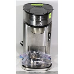 HAMILTON BEACH ESPRESSO MAKER WITH
