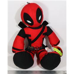 MARVEL DEADPOOL DOLL
