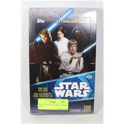 STAR WARS SKYWALKER COLLECTIBLE CARDS