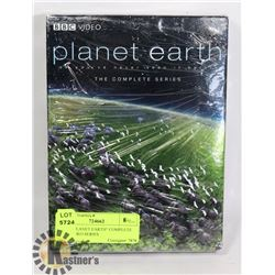 """DVD- """"PLANET EARTH"""" COMPLETE BBC VIDEO SERIES"""