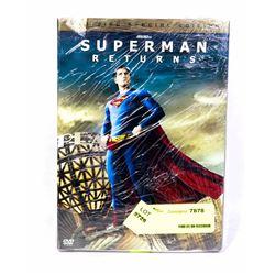 SUPERMAN RETURNS 2 DISC DVD