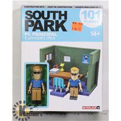 SOUTH PARK PC PRINCIPAL FIGURE SET