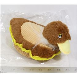 SQUEAKY DUCKY DOG TOY