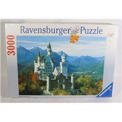 RAVENSBURGER 3000 PIECE PUZZLE