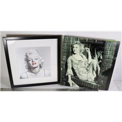 2 MARILYN MONROE PICTURES
