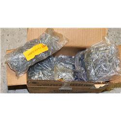 BOX OF MEDIUM PAPER CLAMPS