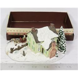 CURRIER & IVES SCULPTURE BY HAWTHORNE