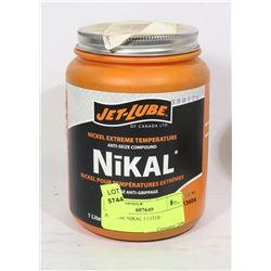 JET-LUBE NIKAL 1 LITER