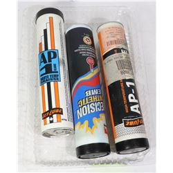 JET-LUBE AND PETRO CANADA GREASE 3 PACK