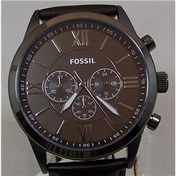 NEW FOSSIL TRIPLE CHRONO JUMBO 46MM MSRP $199