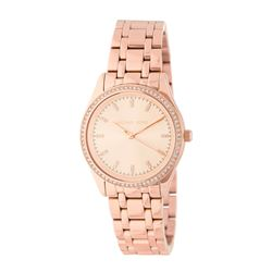 NEW MICHAEL KORS ROSE-GOLD TONE 39MM MSRP $325