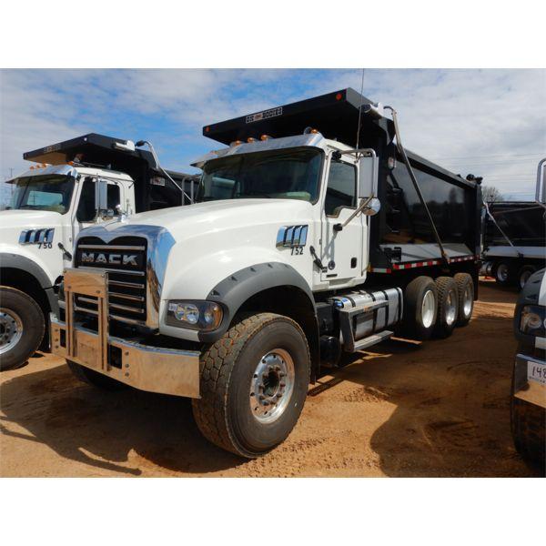 2020 MACK GR64F Dump Truck