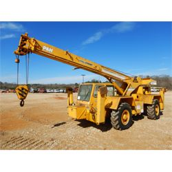 1994 P&H 10 TON Rough Terrain Crane