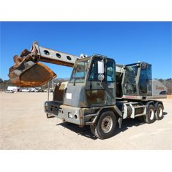2005 GRADALL XL4100 II Excavator - Wheel