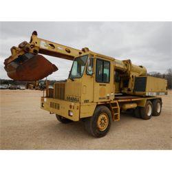 2000 GRADALL XL4100 Excavator - Wheel