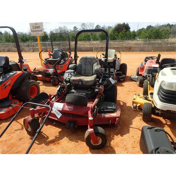 2013 TORO ZMASTER Lawn Mower