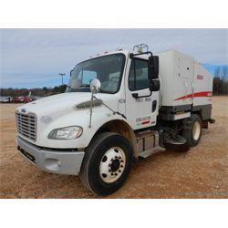 2012 ELGIN EAGLE Sweeper Truck