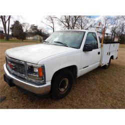 1998 CHEVROLET 2500 Service / Mechanic Truck
