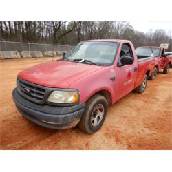 2003 FORD F150 Pickup Truck