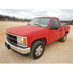 1998 CHEVROLET 1500 Pickup Truck