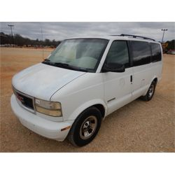 2001 GMC SAFARI Passenger Van