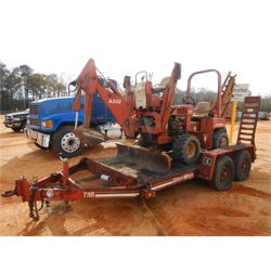 1995 DITCH WITCH 3500DLSB Trencher