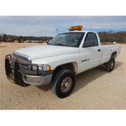 1999 DODGE RAM 2500 Pickup Truck