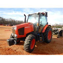 2017 KUBOTA M6-101 Farm Tractor
