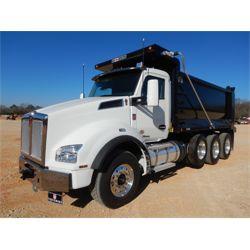 2020 KENWORTH T880 Dump Truck