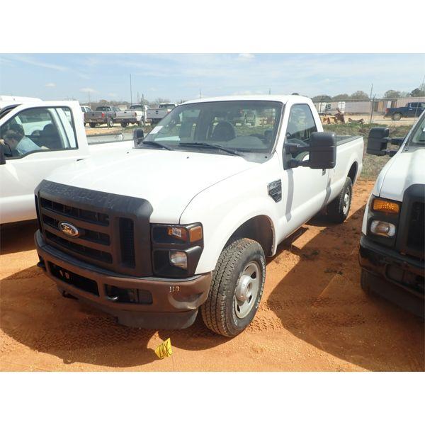 2010 FORD F250  XL Pickup Truck