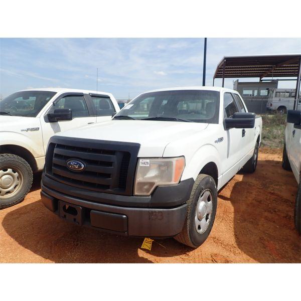 2009 FORD F150 XL Pickup Truck
