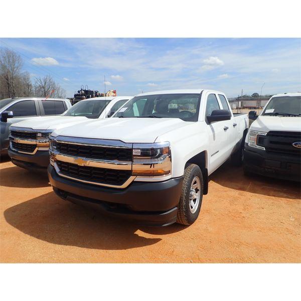 2018 CHEVROLET 1500 Pickup Truck